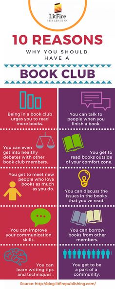 infographie bookclub