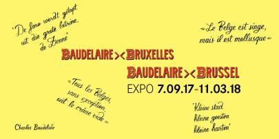 Baudelaire-Bruxelles